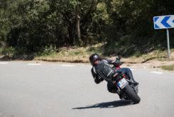 Honda CBR650F 2017 prueba MBK 45