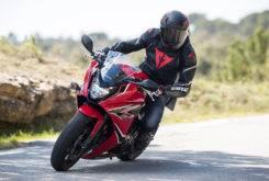 Honda CBR650F 2017 prueba MBK 51