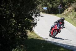 Honda CBR650F 2017 prueba MBK 56