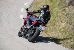 Honda CBR650F 2017 prueba MBK 65