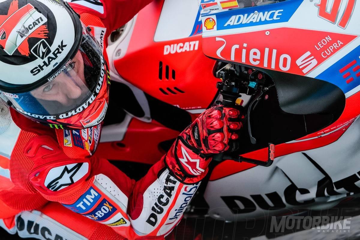 Jorge Lorenzo MotoGP Jerez 2017