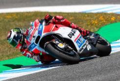 Jorge Lorenzo MotoGP Jerez 2017 podio