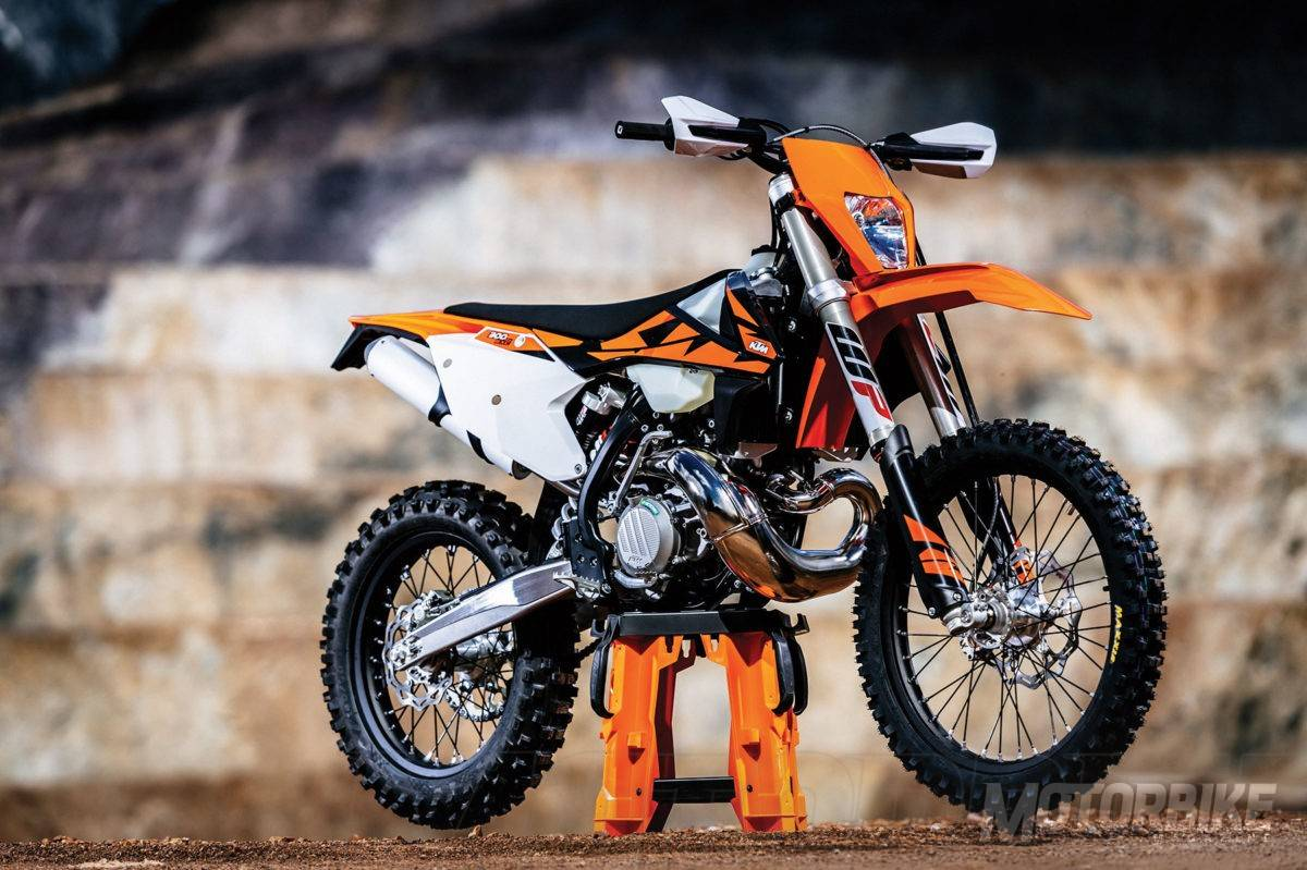 Ktm  Xcw Pipe