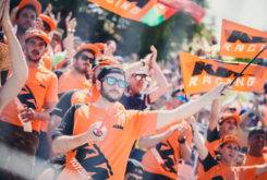 KTM FAN TRIBUNE