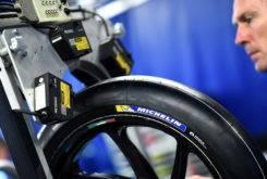 Neumatico delantero Michelin MotoGP 2017