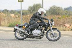 Royal Enfield Continental GT 750 spy bikeleaks 01