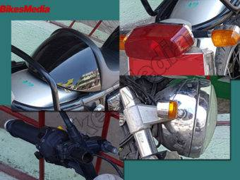 Royal Enfield Continental GT 750 spy bikeleaks 04