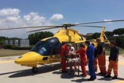 Accidente Max Biaggi traslado helicotpero (1)