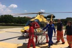 Accidente Max Biaggi traslado helicotpero (3)
