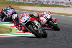 Andrea Dovizioso MotoGP Mugello 2017 victoria
