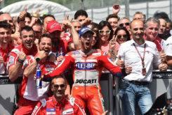 Andrea Dovizioso victoria MotoGP Mugello 2017