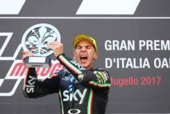 Andrea Migno Moto3 Mugello 2017