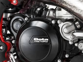 Beta RR 2T 2018 tapa motor