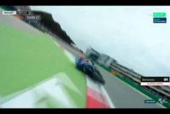 Caida Maverick Vinales MotoGP Assen 2017 03