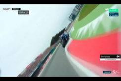 Caida Maverick Vinales MotoGP Assen 2017 04