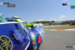Caida Valentino Rossi Entrenamientos Mugello 20173