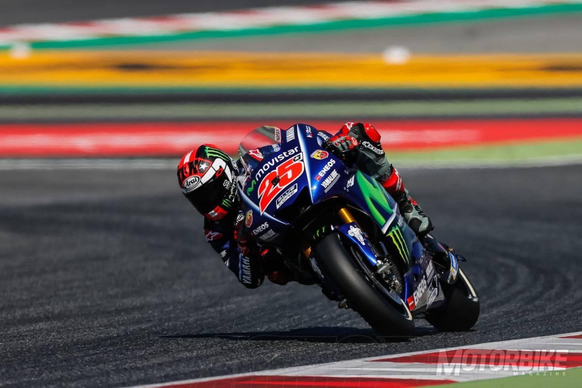 Casco Maverick Vinales MotoGP Montmelo 2017_05