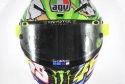 Casco Valentino Rossi Mugello 2017AGV Pista GP R (1)
