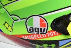 Casco Valentino Rossi Mugello 2017AGV Pista GP R (12)