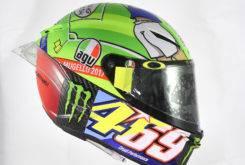 Casco Valentino Rossi Mugello 2017AGV Pista GP R (3)