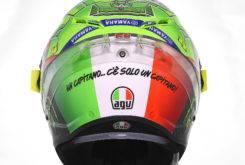 Casco Valentino Rossi Mugello 2017AGV Pista GP R (5)