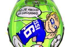 Casco Valentino Rossi Mugello 2017AGV Pista GP R (9)