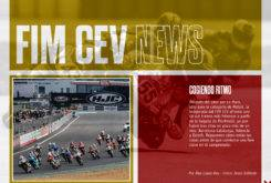FIM CEV News MBK30