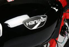 Hanway Raw 125 SR Sport Black Red 2017 14