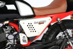 Hanway Raw 125 SR Sport Black Red 2017 21