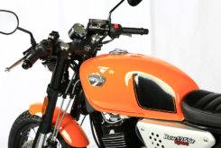 Hanway Raw 125 SR Sport Orange 2017 05