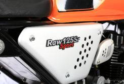 Hanway Raw 125 SR Sport Orange 2017 06