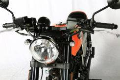 Hanway Raw 125 SR Sport Orange 2017 09