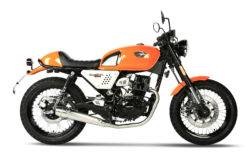 Hanway Raw 125 SR Sport Orange 2017 11
