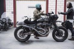 Harley Davidson 1200 Roadster Desert Wolves Solitario 04
