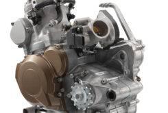 Husqvarna TE 250i 300i 2018 motor