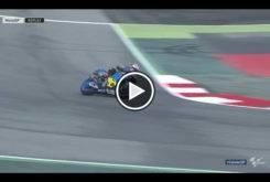 Jack Miller chicane Montmelo MotoGP 2017