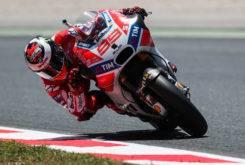 Jorge Lorenzo MotoGP Montmelo 2017 Ducati