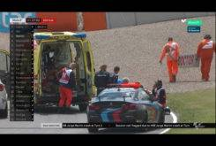 Jorge Martin caida FP2 Moto3 Alemania 2017 011