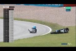 Jorge Martin caida FP2 Moto3 Alemania 2017 02