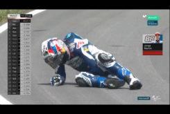 Jorge Martin caida FP2 Moto3 Alemania 2017 05