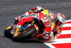 MArc MArquez FP3 MotoGP Montmelo 2017