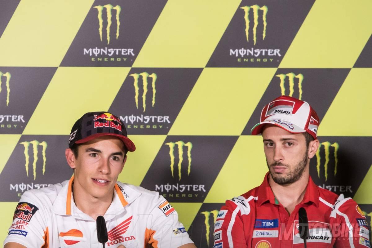 Marc Marquez rueda de prensa MotoGP Catalunya 2017