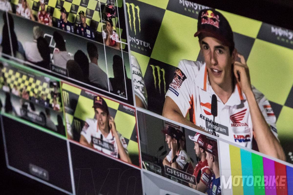 Marc Marquez rueda de prensa MotoGP Montmelo 2017