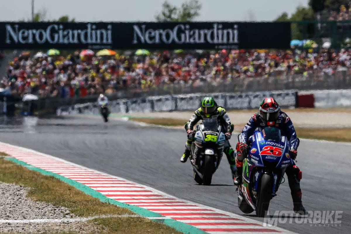 Maverick Vinales carrera MotoGP Montmelo 2017_01