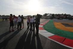 MotoGP chicane Montmelo 2017