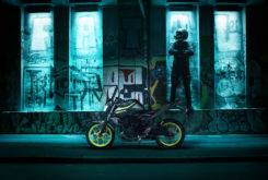 Yamaha MT 03 2018 12