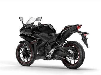 Yamaha YZF R3 2018 171