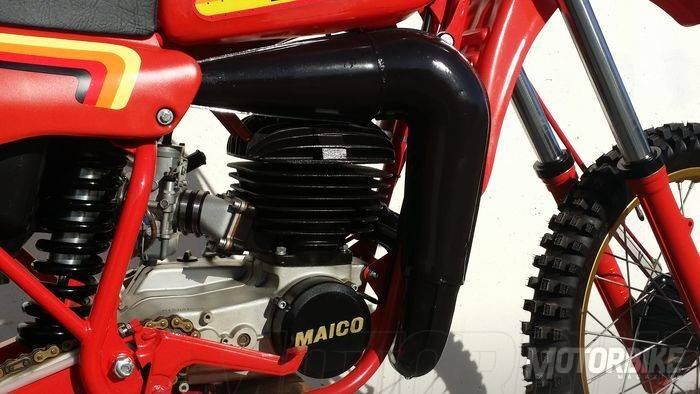 maico mc 250 1982 motorbike magazine. Black Bedroom Furniture Sets. Home Design Ideas