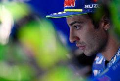 Andrea Iannone MotoGP 2017 Suzuki