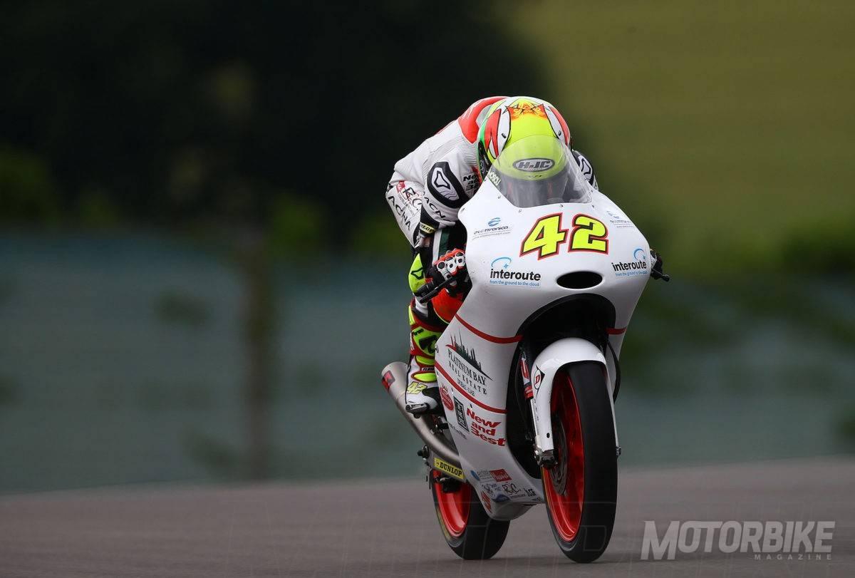 GP Alemania Moto3 2017: Joan Mir se impone a Fenati y Ramírez en ...
